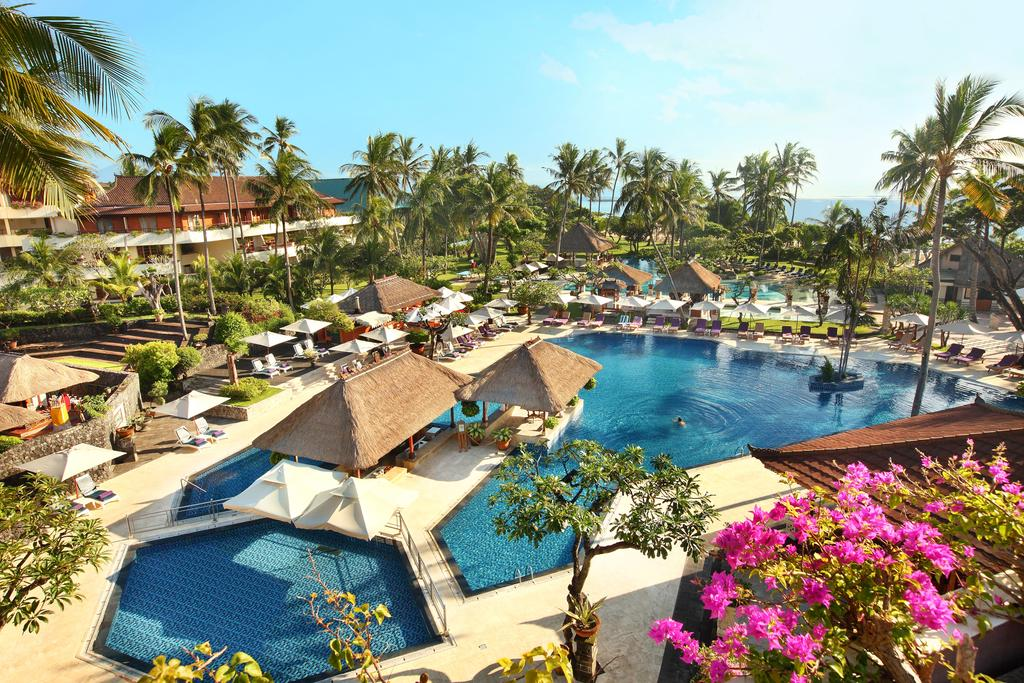 Nusa Dua Beach Hotel & Spa, 5, фотографии