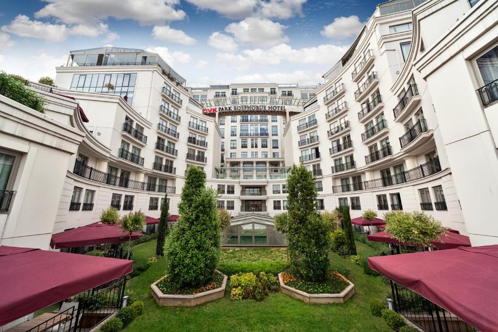 ᐉ Cvk Park Bosphorus Hotel ✈ Цены на отдых в Cvk Park Bosphorus Hotel ☛  Farvater
