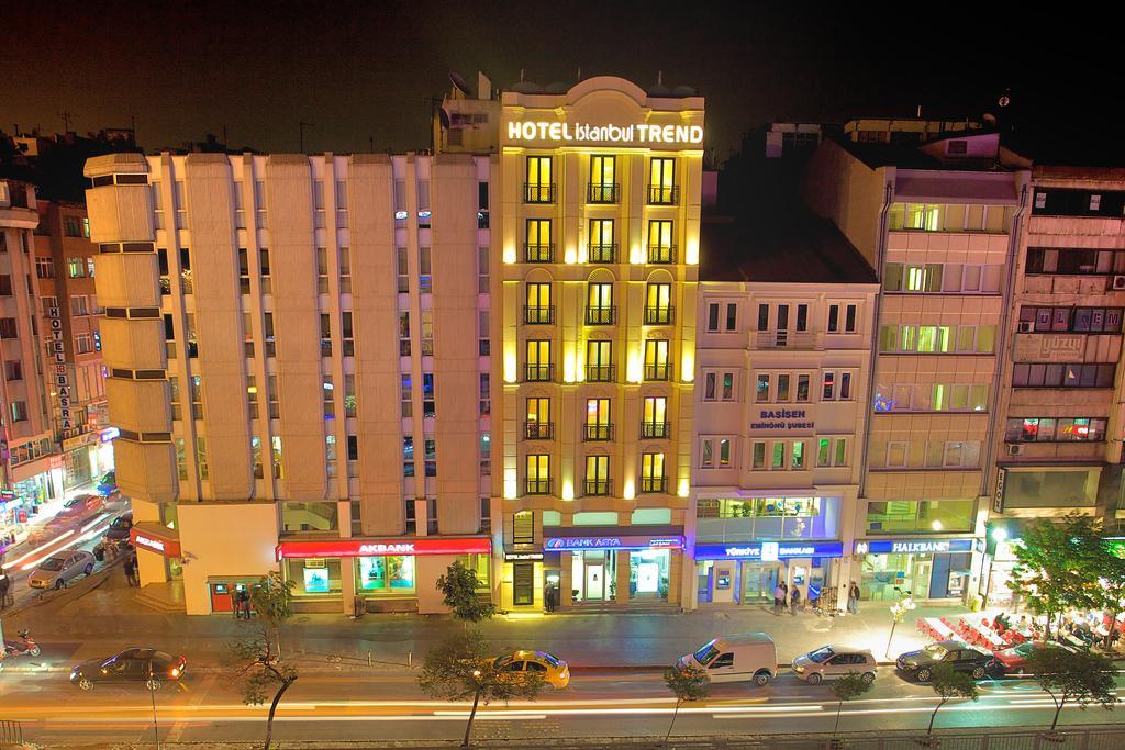 Hotel Istanbul Trend, 4, фотографии