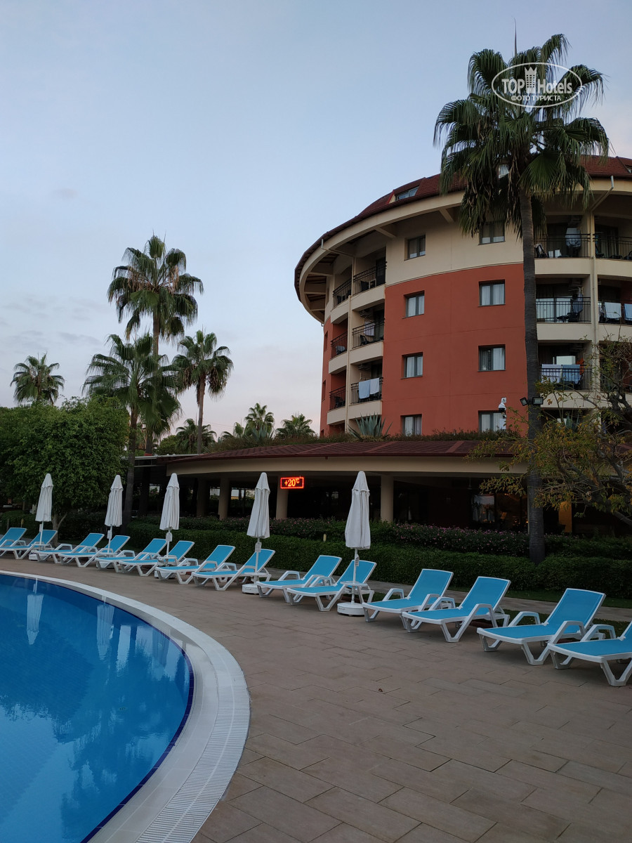 Palmeras Beach Hotel, HV 1, фотографії