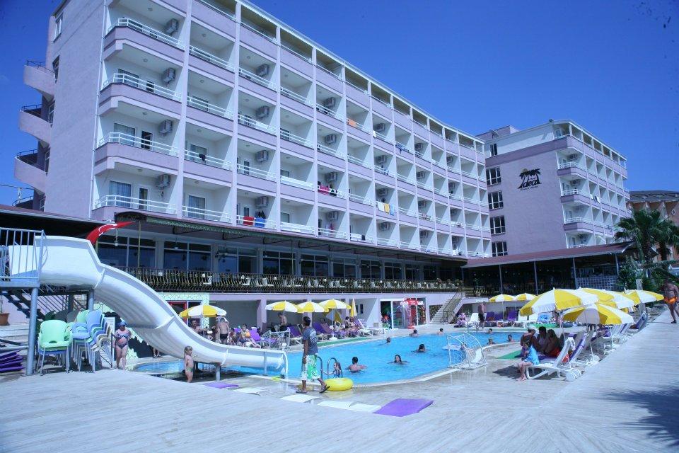 Туры в отель Ideal Beach