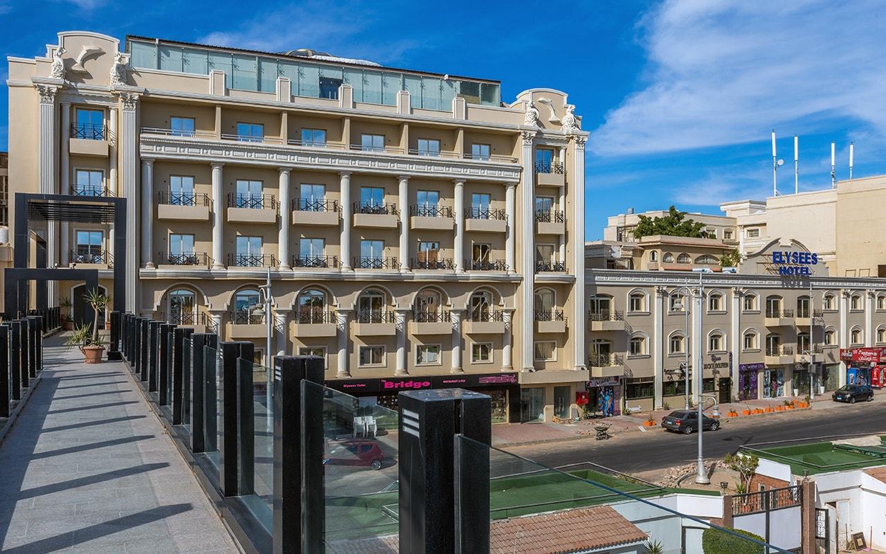 Elysees Hurghada Hotel, 4, фотографии