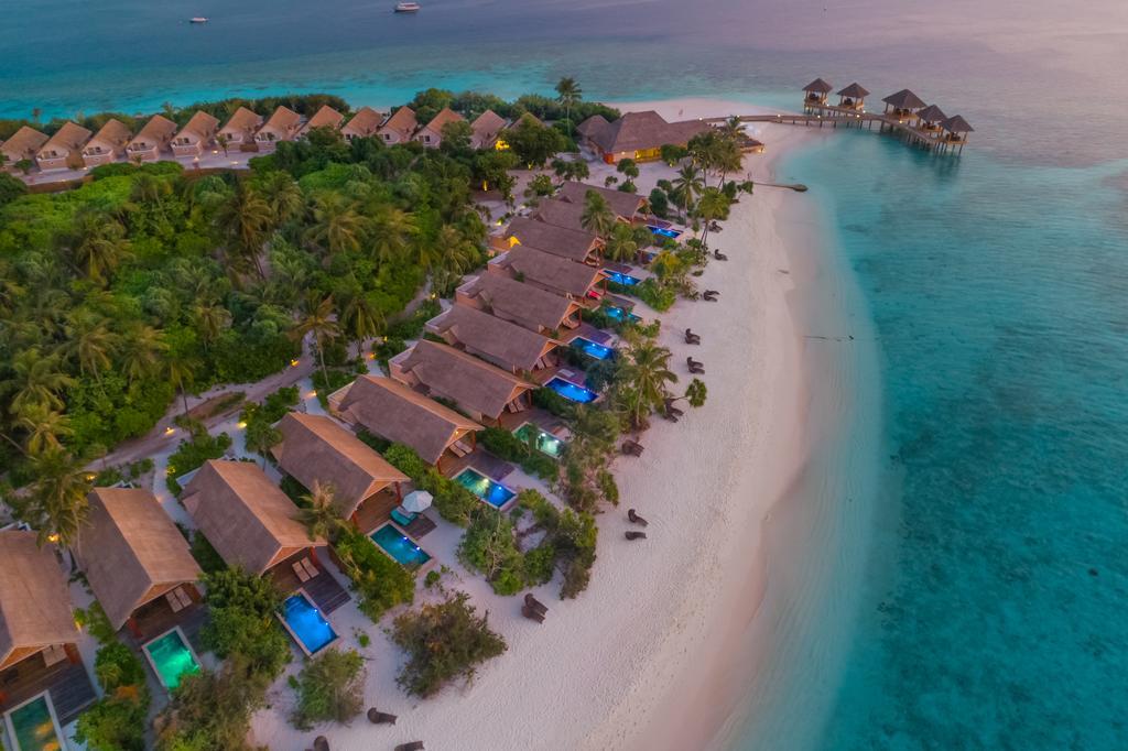 Kudafushi Resort & Spa, 5, фотографії